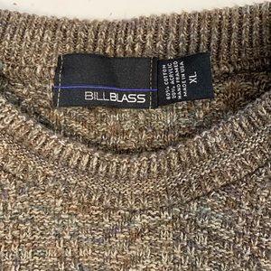 Bill Blass long sleeve sweater